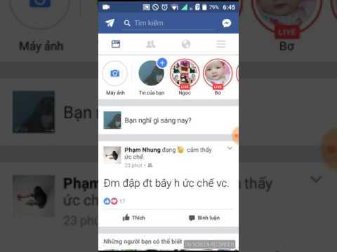 cách hack like fb đơn giản bằng điện thoại - Hack like facebook đơn giản trên điện thoại