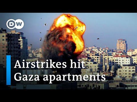 Deadliest Israeli bombing so far marks Nakba day in Gaza | DW News