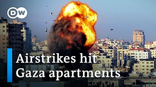Deadliest Israeli bombing so far marks Nakba day in Gaza | DW News