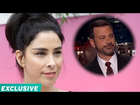 Thumbnail: Sarah Silverman Reacts to Ex Jimmy Kimmel's Emotional Monologue About His Son