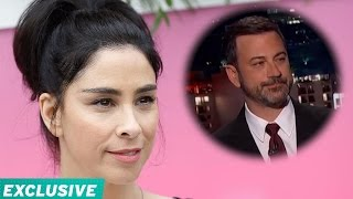 Video Sarah Silverman Reacts to Ex Jimmy Kimmel's Emotional Monologue About His Son download MP3, 3GP, MP4, WEBM, AVI, FLV Agustus 2017