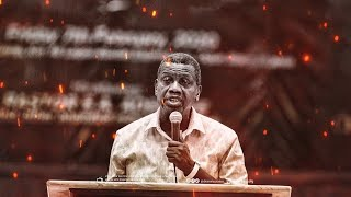 PASTOR EA ADEBOYE SERMON  SPECIAL DIVINE ENCOUNTER DAY 2
