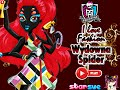 Monster High Games- I Love Fashion Wydowna Spider- Fun Online Fashion Games for Girls Kids