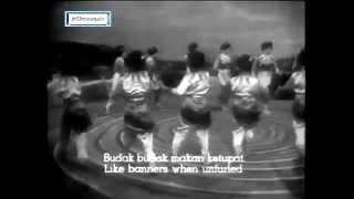 OST Nasib Si Labu Labi 1963 - Tari Silat Melayu - Saloma