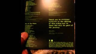 Baixar CD Opening: Ed Sheeran- X (Deluxe)
