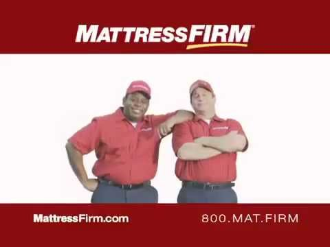 Mattress Firm Commercial with Ernie Macias  YouTube