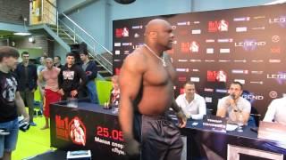 Александр Емельяненко - Боб Сапп