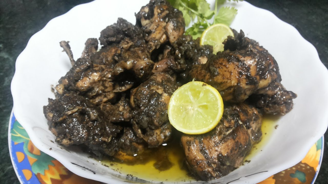 Black Pepper Chicken ( Cooking With Chicken ) - YouTube