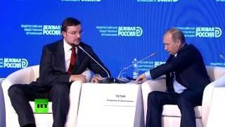 Летучие лисицы и жара: Путин рассказал об условиях работы в Индии