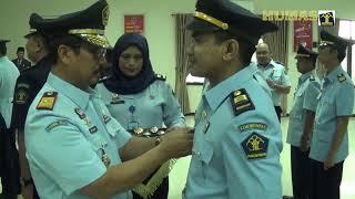 Pelantikan Pejabat Administrasi di lingkungan  Kanwil Kemenkumham Riau