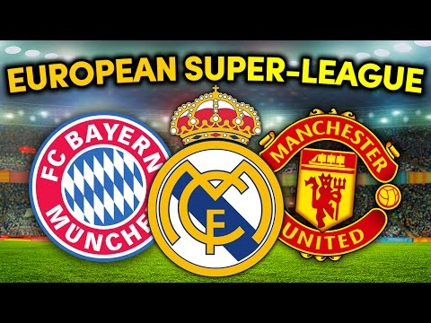 A European Super-League: Yes Or No?! | Football Face Off