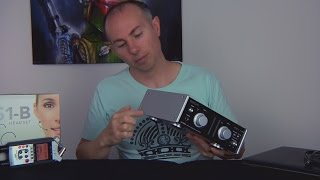tascam UH-7000 Review & Sound Test - Microphone Preamp