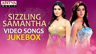 Sizzling Samantha Hit Video Songs || Jukebox (Vol-1)