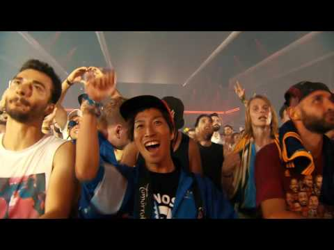 Tomorrowland Axtone Stage Full Set