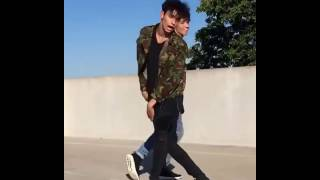 Lucas and Marcus Juju on that beat dance