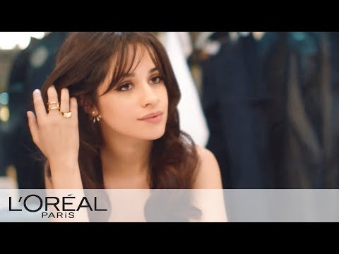 "New L'Oréal Paris Elvive ""Comeback"" Commercial with Camila Cabello"