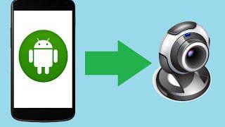 Android Cep Telefonu veya Tableti Webcam Kamera Olarak Kullanma
