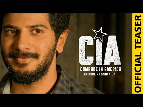 Comrade In America ( CIA ) Official Teaser | Amal Neerad | Dulquer Salmaan
