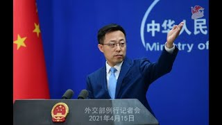 Chinese FM spokesperson questions if Japanese politicians dare drink nuclear wastewater