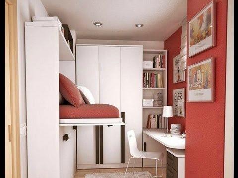Para mulheres ideias para decorar quartos pequenos youtube for Ideas para decorar dormitorios pequenos