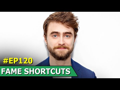 Daniel Radcliffe | Harry Potter | English Actor | Biographies Around The World | Ep 120