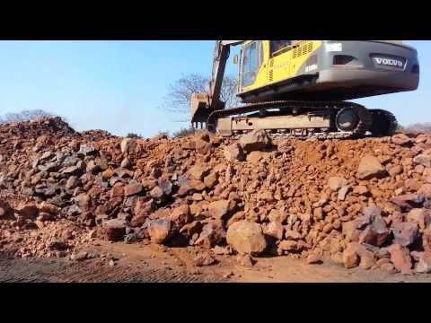 Iron Ore - Lazaro Cardenas, Michoacan, Mexico - Private Milling And Storage Yard