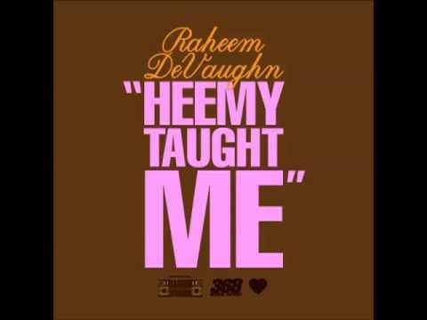 Raheem Devaughn - Desire