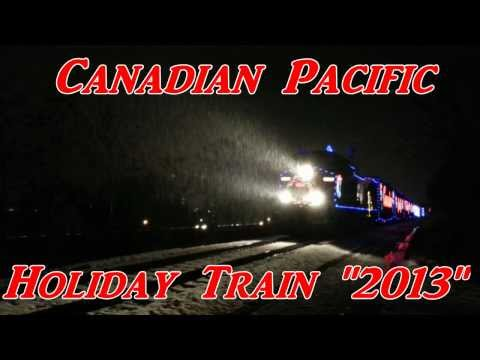 CP Holiday Train 2013