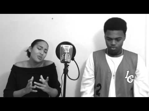 Noah Cyrus - Make Me (Cry) ft. Labrinth Cover Michael J. Woodard & Ashley Nicole Greene