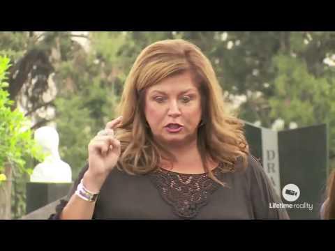 Girls visit a Cemetery   Dance Moms Season 7 Episode 8  ALDC Ain't Dead Yet