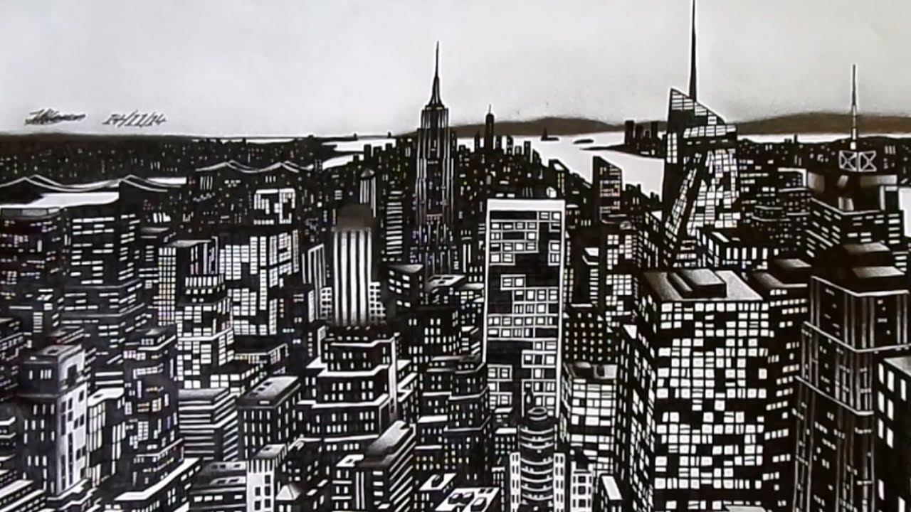 New York City Drawing Time