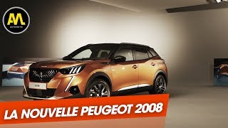 Peugeot 2008 : La nouvelle star des SUV