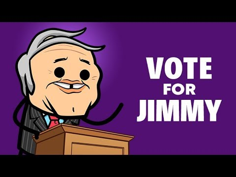 Vote for Jimmy Williams - Cyanide & Happiness Shorts - Y'all voted for me? Are you sure?