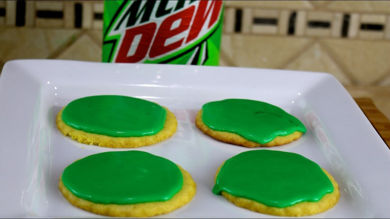 How To Make A Mountain Dew Cake