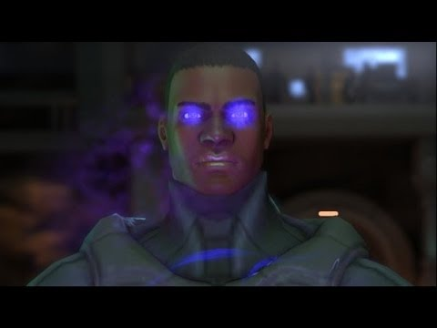 XCOM: Enemy Unknown Psionic Discovery Cutscene