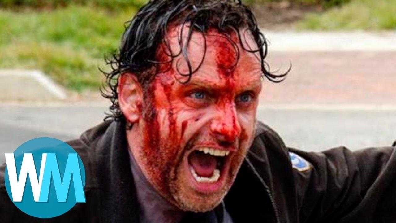 Download Top 10 des MOMENTS CHOQUANTS de The Walking Dead !
