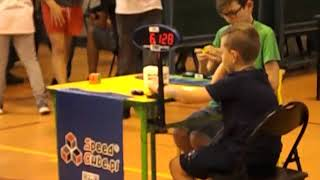 10.95 2nd solve of the 11.28 Official PB Avarage