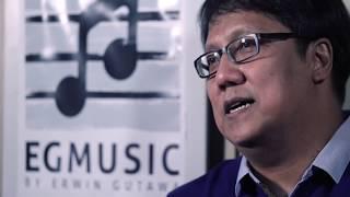 EG Music School, Sekolah Musik Persembahan Erwin Gutawa