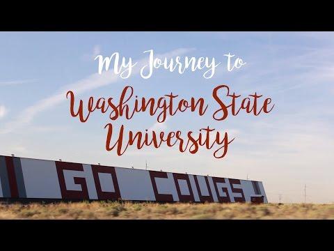 My Journey to Washington State University