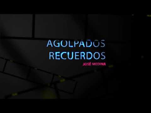 BOOKTRAILER: AGOLPADOS RECUERDOS de JOSÉ MEDINA
