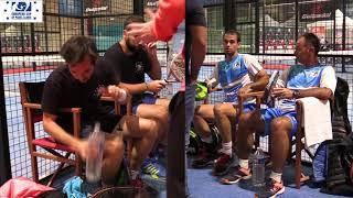 Finale - Match 1 - Casa Padel vs Valssport Axarquia Euro Padel Cup 2018