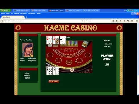 "Hackeando un casino online clase 4 ""Buffer"""