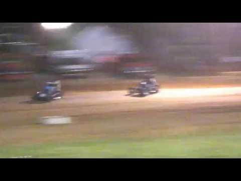 Lincoln Park Speedway USAC 6/02/2016
