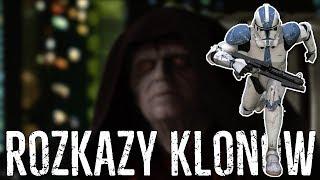 Czy klony mogły zaatakować PALPATINE'a?