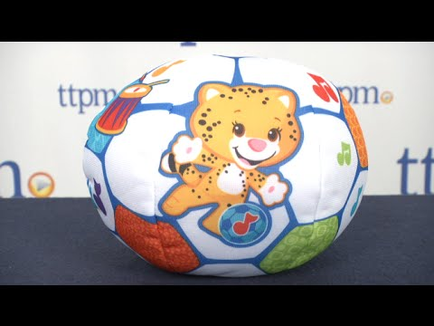 Shakira Move And Groove Soccer Ball From Fisher-Price