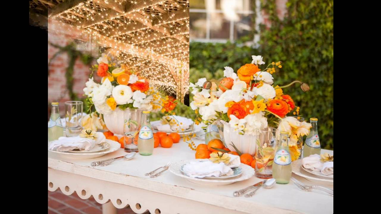 patio party themed decorating ideas - youtube - Patio Party Ideas