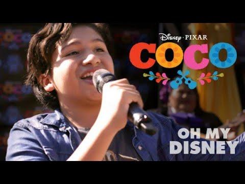 Disney coco live