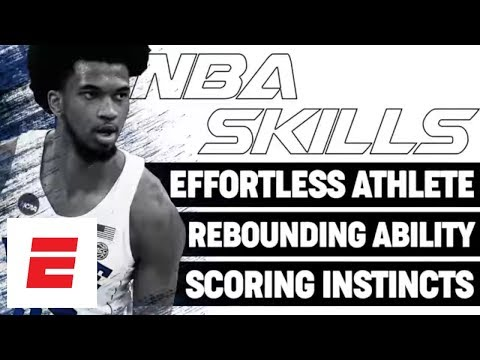 Marvin Bagley III's 2018 NBA Draft Scouting Video   DraftExpress   ESPN