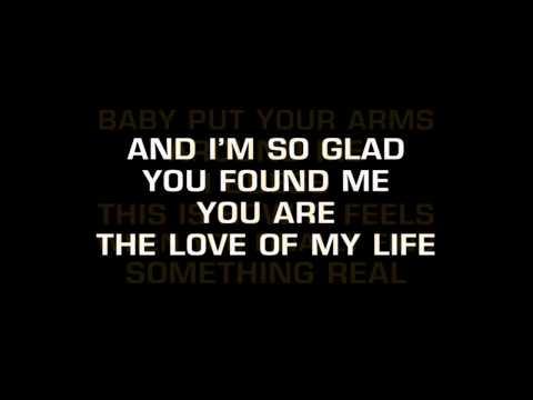 Michael W. Smith w/ Jim Brickman - Love Of My Life (Karaoke)