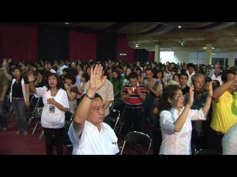 Dr. Michelle Corral Indonesia Crusade Highlight 2009